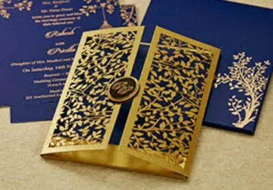Agarwal Wedding Invitation Cards