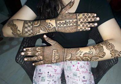 Muskaan Mahendi Arts