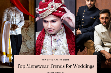 Top Menswear for Indian Grooms