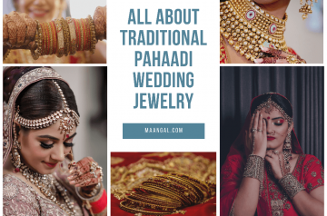All About Traditional Pahaadi Wedding Jewellery
