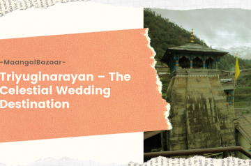 Triyuginarayan A Celestial Wedding Destination