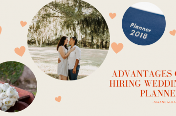 Advantages of Hiring Wedding Planners