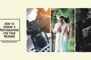 How to Choose a Photographer for Your Wedding