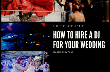 How to Hire a DJ for Your Wedding