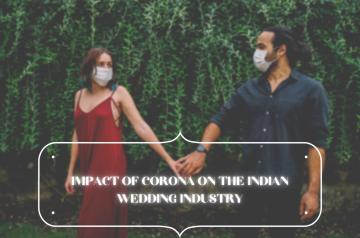Impact of Corona on Indian Wedding Industry