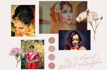 Top Ten Elegant Bridal Hairstyle