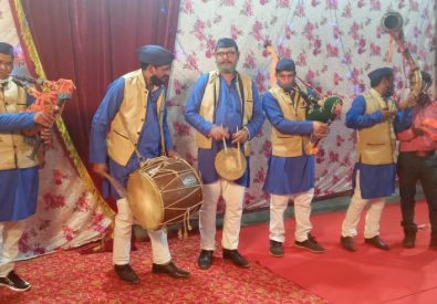 Prakash Arya Dhol Damau