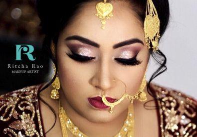 Ritcha Rao Bridal MakeUp Artist