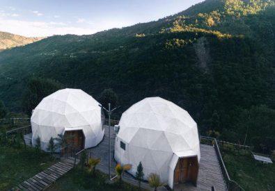 Snowpod- High Concept Luxury Ego Resort