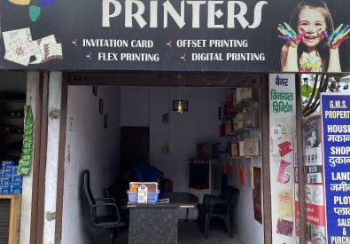 Multicolor printers