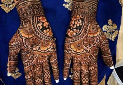 Raj Mehandi Art